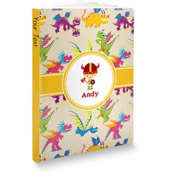 Dragons Softbound Notebook (Personalized)