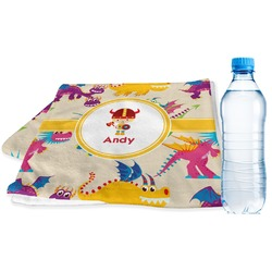 Dragons Sports Towel (Personalized)
