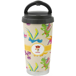 Dragons Stainless Steel Coffee Tumbler (Personalized)