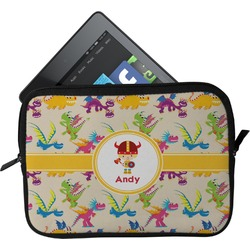 Dragons Tablet Case / Sleeve (Personalized)