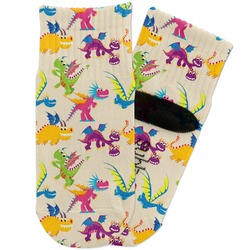Dragons Toddler Ankle Socks (Personalized)