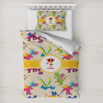 Dragons Toddler Bedding w/ Name or Text