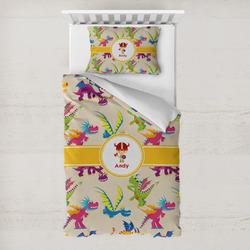 Dragons Toddler Bedding w/ Name or Text