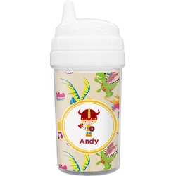 Dragons Toddler Sippy Cup (Personalized)