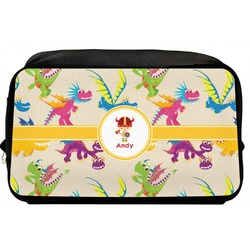 Dragons Toiletry Bag / Dopp Kit (Personalized)