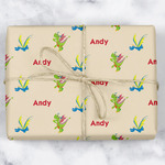 Dragons Wrapping Paper (Personalized)