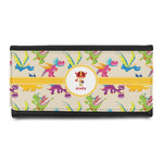Dragons Leatherette Ladies Wallet (Personalized)