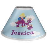 Girl Flying on a Dragon Coolie Lamp Shade (Personalized)