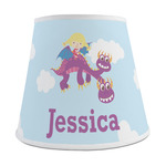 Girl Flying on a Dragon Empire Lamp Shade (Personalized)