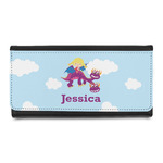 Girl Flying on a Dragon Leatherette Ladies Wallet (Personalized)