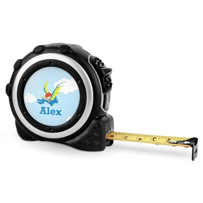 Flying a Dragon Tape Measure - 16 Ft (Personalized)
