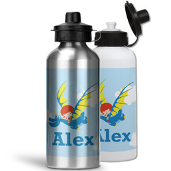 Flying a Dragon Water Bottles- Aluminum (Personalized)