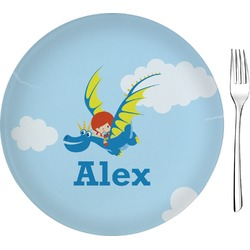Flying a Dragon Appetizer / Dessert Plate (8