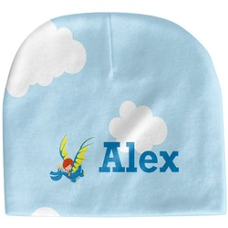 Flying a Dragon Baby Hat (Beanie) (Personalized)