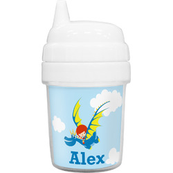 Flying a Dragon Baby Sippy Cup (Personalized)