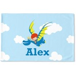 Flying a Dragon Woven Mat (Personalized)
