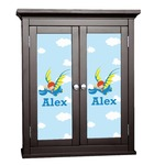 Flying a Dragon Cabinet Decal - Custom Size (Personalized)
