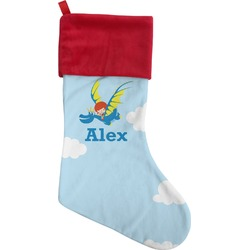 Flying a Dragon Christmas Stocking (Personalized)
