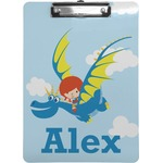 Flying a Dragon Clipboard (Personalized)