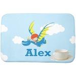 Flying a Dragon Dish Drying Mat (Personalized)
