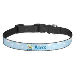 Flying a Dragon Dog Collar (Personalized)