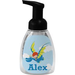 Flying a Dragon Foam Soap Dispenser (Personalized)