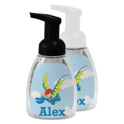 Flying a Dragon Foam Soap Bottle (Personalized)