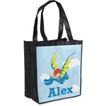 Flying a Dragon Grocery Bag (Personalized)