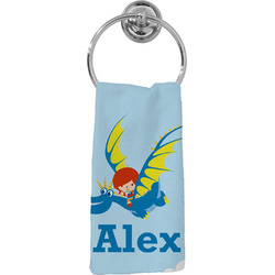 Flying a Dragon Hand Towel - Full Print (Personalized)