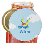 Flying a Dragon Jar Opener (Personalized)
