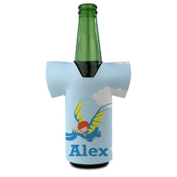 Flying a Dragon Bottle Cooler (Personalized)