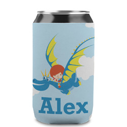 Flying a Dragon Can Sleeve (12 oz) (Personalized)