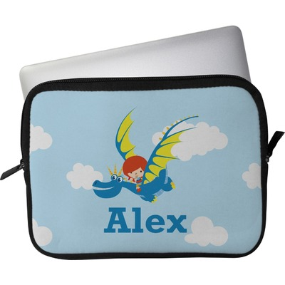 """Flying a Dragon Laptop Sleeve / Case - 15"""" (Personalized)"""