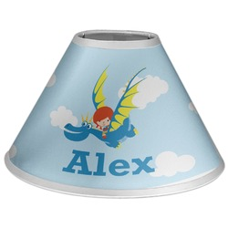 Flying a Dragon Coolie Lamp Shade (Personalized)