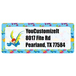 Flying a Dragon Return Address Labels (Personalized)