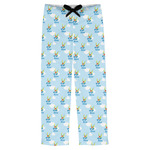 Flying a Dragon Mens Pajama Pants (Personalized)