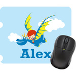 Flying a Dragon Mouse Pad (Personalized)