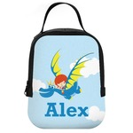 Flying a Dragon Neoprene Lunch Tote (Personalized)