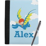 Flying a Dragon Notebook Padfolio (Personalized)