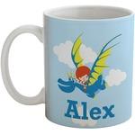 Flying a Dragon Coffee Mug (Personalized)
