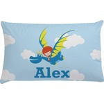 Flying a Dragon Pillow Case (Personalized)