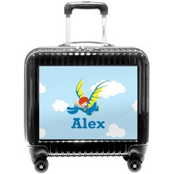 Flying a Dragon Pilot / Flight Suitcase (Personalized)