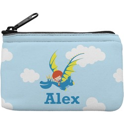 Flying a Dragon Rectangular Coin Purse (Personalized)