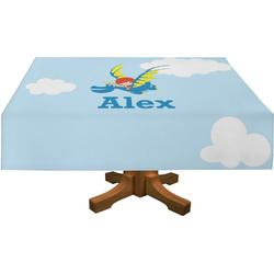 "Flying a Dragon Tablecloth - 58""x102"" (Personalized)"
