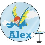 Flying a Dragon Round Table (Personalized)