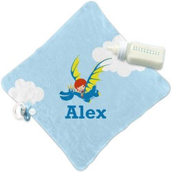 Flying a Dragon Security Blanket (Personalized)