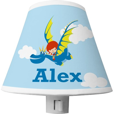 Flying a Dragon Shade Night Light (Personalized)