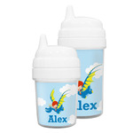 Flying a Dragon Sippy Cup (Personalized)