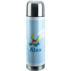 Flying a Dragon Stainless Steel Thermos (Personalized)