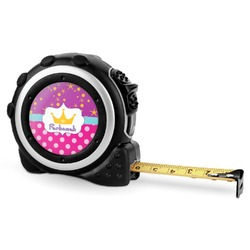 Sparkle & Dots Tape Measure - 16 Ft (Personalized)